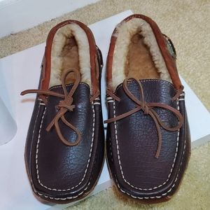 Cloud Nine 100% Brown Leather Comfort Shoes